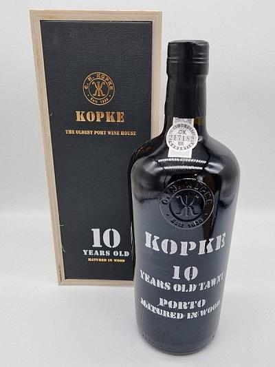 Kopke 10 y Old Tawny Port 20% Vol. 75 cl
