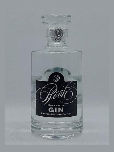Pfööh Gin Limited SIFOWHI Edition 46% Vol. Inhalt 50 cl