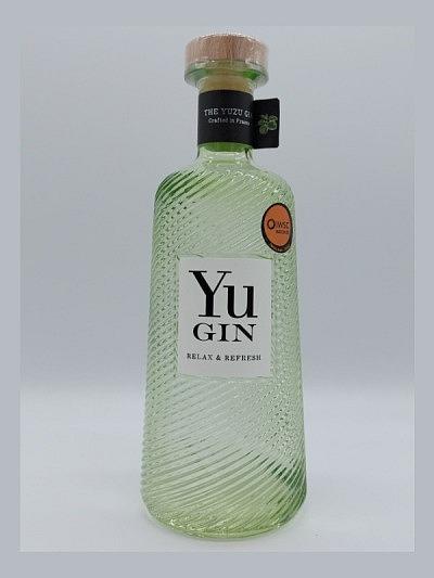 Yu Gin 43% Vol. Inhalt 70 cl (2)
