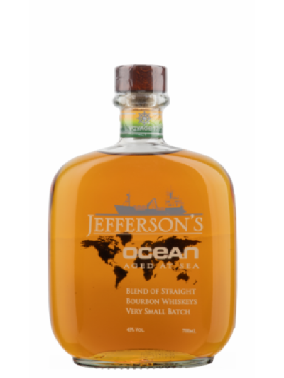 Jefferson's Ocean Aged Bourbon 45% Vol. 70 cl