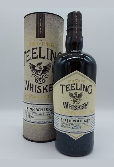 Teeling Small Batch Rum Cask 46% Vol. Inhalt 70 cl (4)