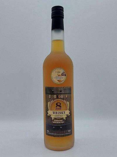 ZGraggen Single Malt Whisky 8 yr 40% Vol. 70 cl
