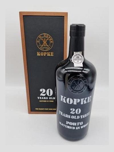 Kopke 20 yr Old Tawny Port 20% Vol. 75 cl