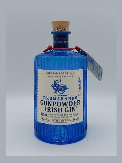 Gunpowder Irish Gin 43% Vol. Inhalt 50 cl