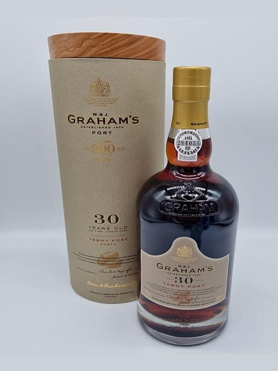 Graham's Porto Tawny 30 years 20% Vol. 75 cl