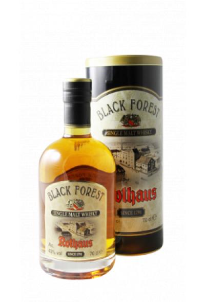 Rothaus Black Forest Single Malt Whisky 43% Vol. 70 cl