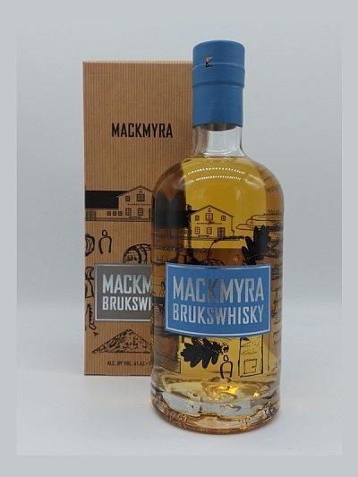 Mackmyra Brukswhisky 41.4% Vol. 70 cl