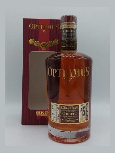 Opthimus 15y Solera Oporto 43% Vol. Inhalt 70 cl