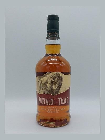 Buffalo Trace Straight Bourbon 40% Vol. 70 cl (1)