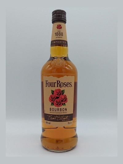 Four Roses Straight Bourbon 40% Vol. 70 cl