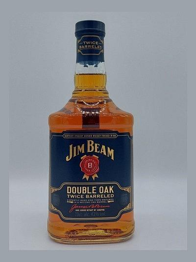 Jim Beam Double Oak Bourbon 43% Vol. 70 cl